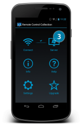 Remote Control Collection Menu