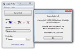 Screenshoter Software