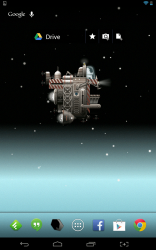The Nebulander in action