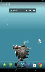 The Nebulander landed