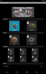 The Nebulander locked features