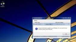 WinLockr desktop shortcut