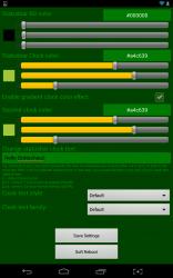 WisdomSky advanced settings