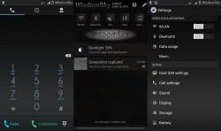 WisdomSky text