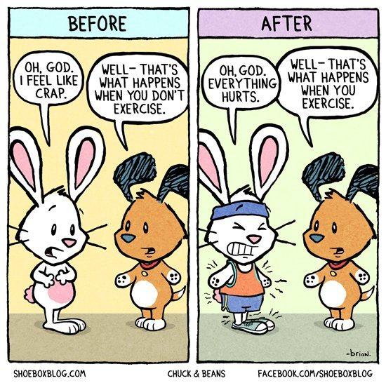 exercising_vs_not_exercising_comic