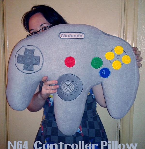 n64_controller_pillow