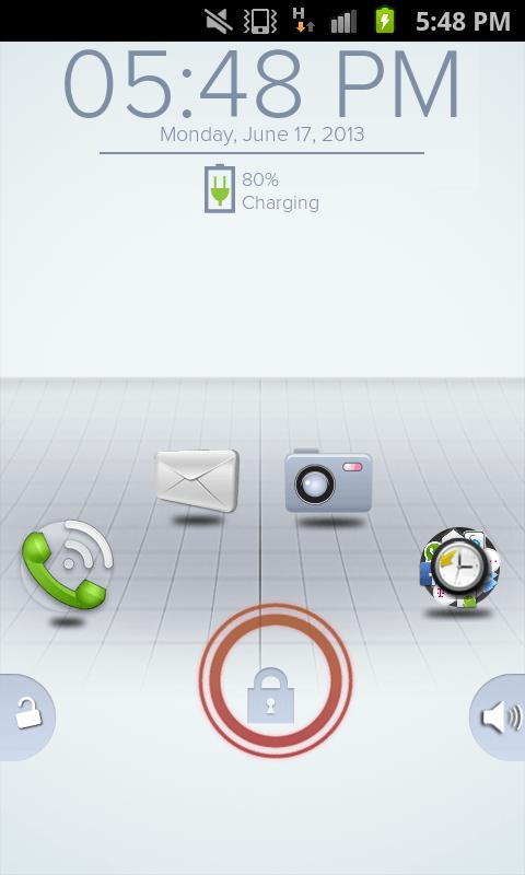 Active Lockscreen