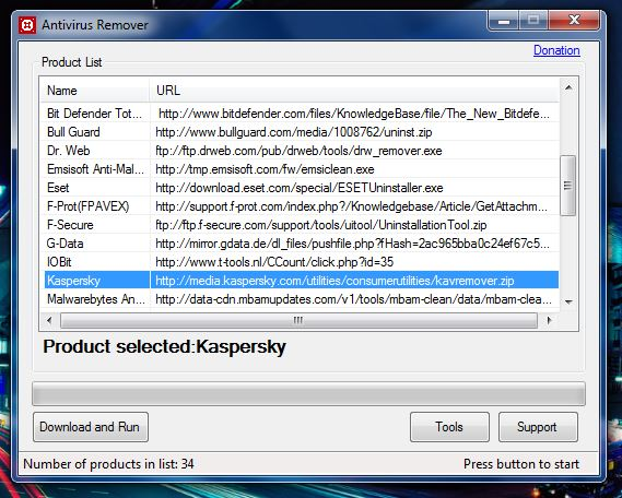 Download Gratis Free Antivirus Remover