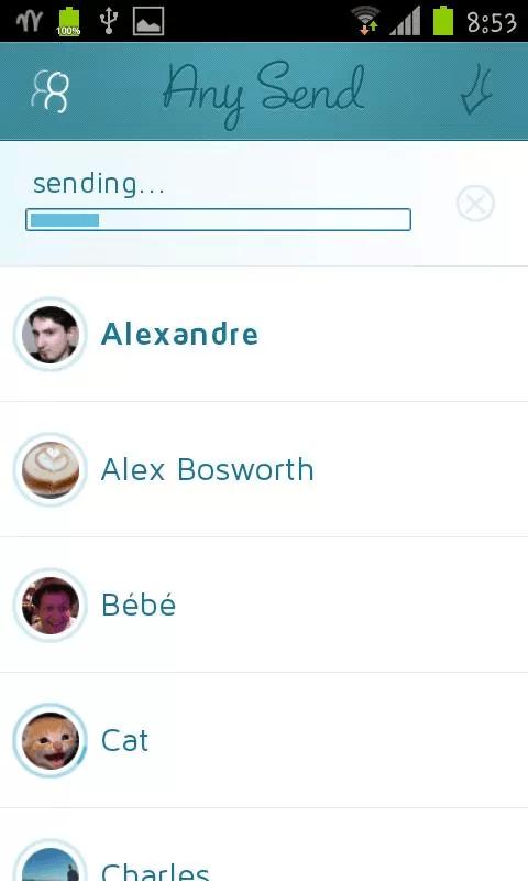 Any Send