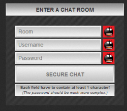 ChatCrypt Chat Room