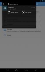 CheapCast notification