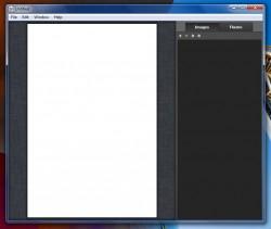 Collagerator editing screen