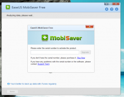 EaseUS MobiSaver activate serial