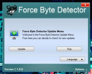 Force Byte Detector check for updates