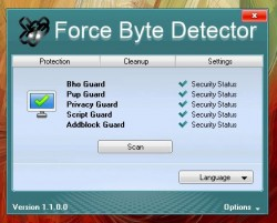 Force Byte Detector protected