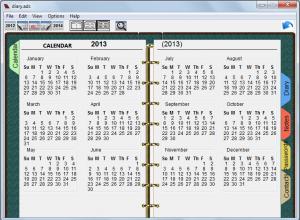 In My Diary Calendar