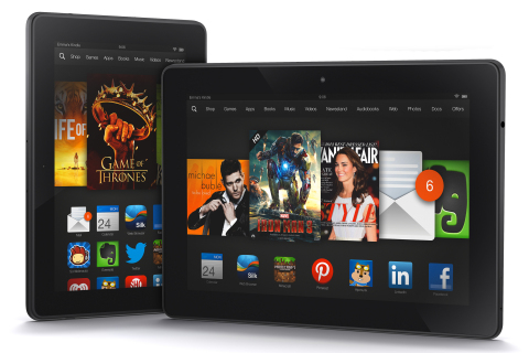 Kindle Fire HDX-family