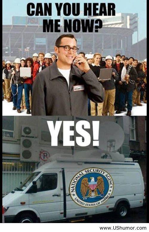 Nsa-spying