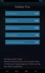 Sidebar Plus premium version