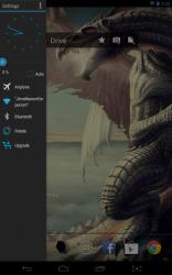 Sidebar Plus settings bar