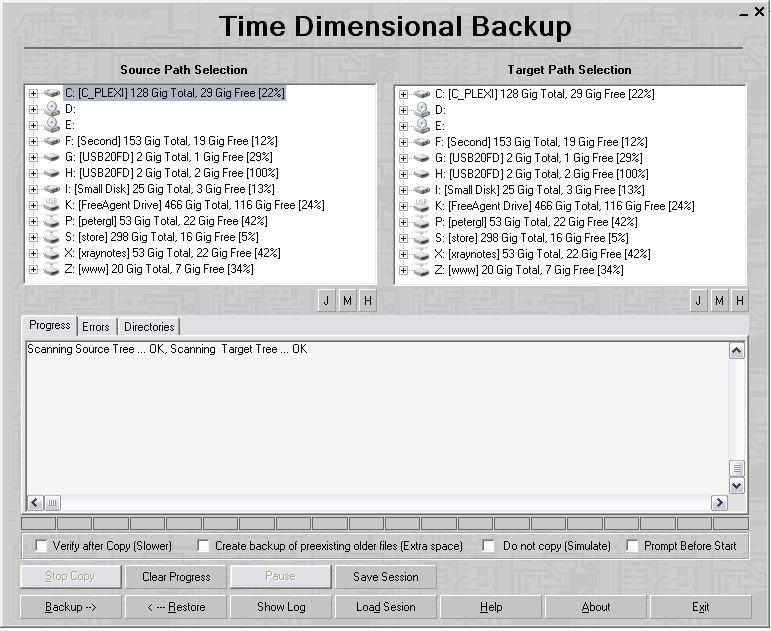 TimeDim UI