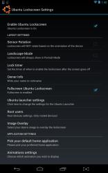 Ubuntu Lockscreen settings 1