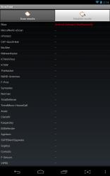 VirusTotal flagged app detailed results