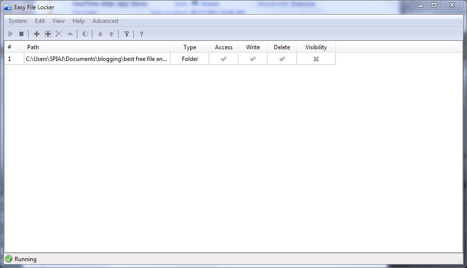 easy file locker