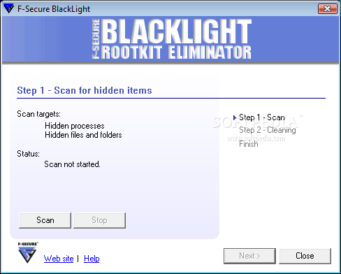 f-secure_blacklight_rootkit_detection_screenshot_from_softpedia