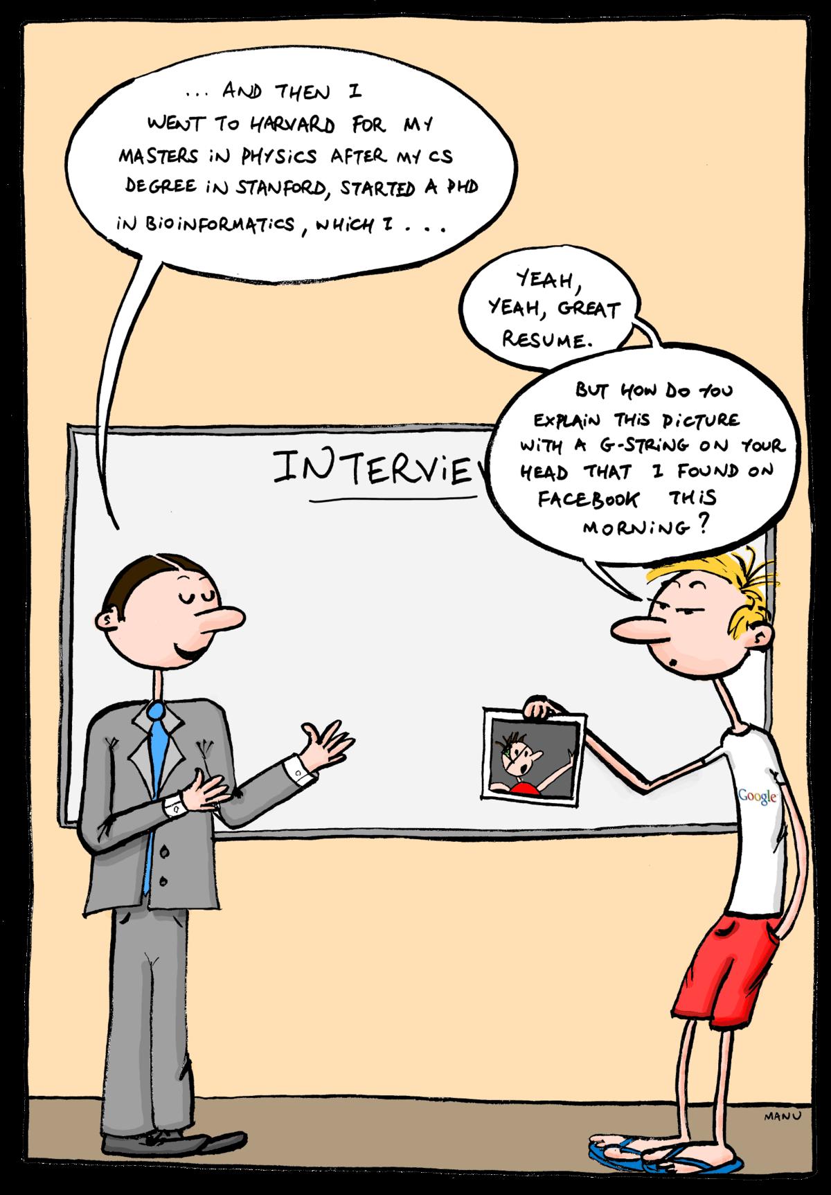 facebook_vs_resume