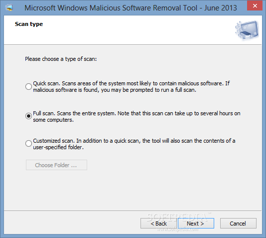microsoft_malicious_software_removal_tool_screenshot_from_softpedia