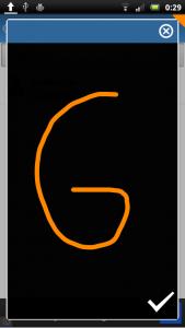Gestos App Launcher