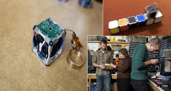 M-Blocks Robotic Cubes