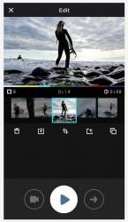 Mixbit video editing