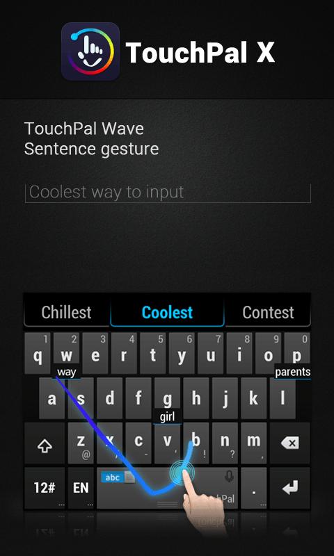 TouchPal X Keyboard