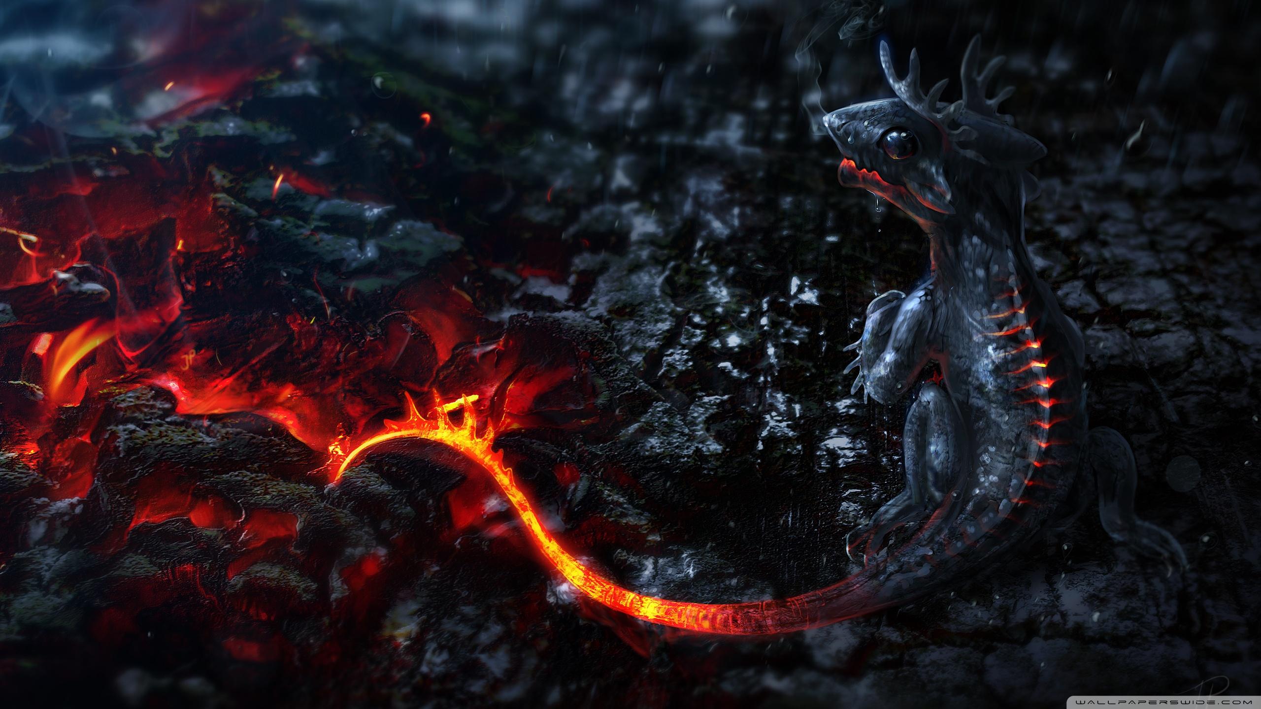 salamander_artwork-wallpaper-2560x1440