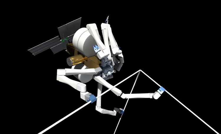 spiderfab robot