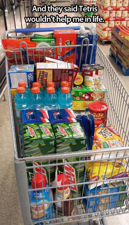 tetris_shopping_cart