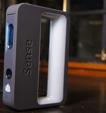 3d Sense scanner