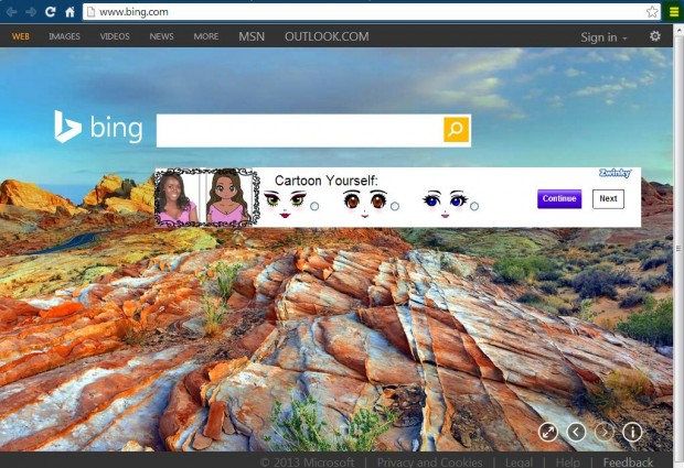 Bing Search Engine