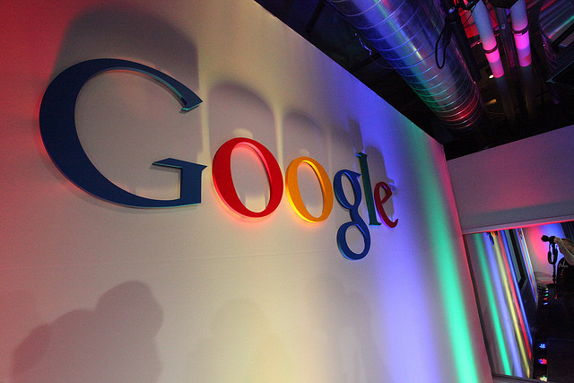 Google pic right now