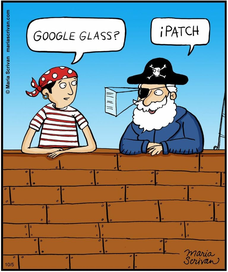 MariaScrivan_GoogleGlass_Comic