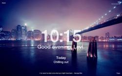 Momentum for Chrome
