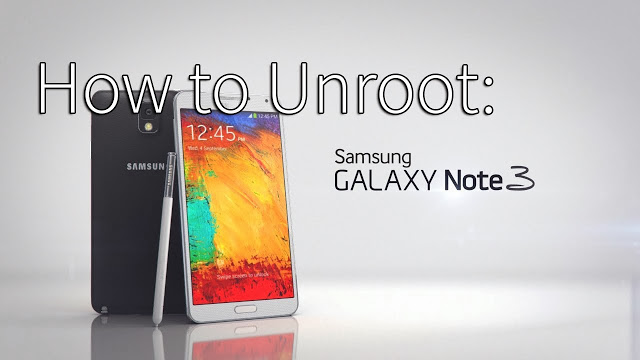 Unroot Note 3