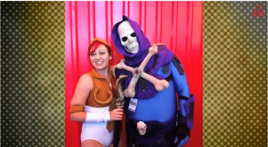 cosplay couple