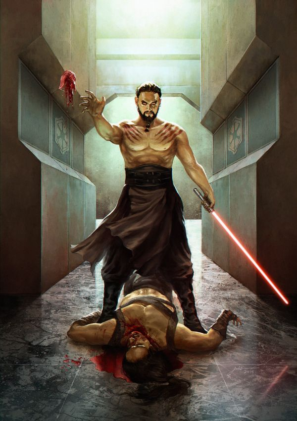 darth khal drogo
