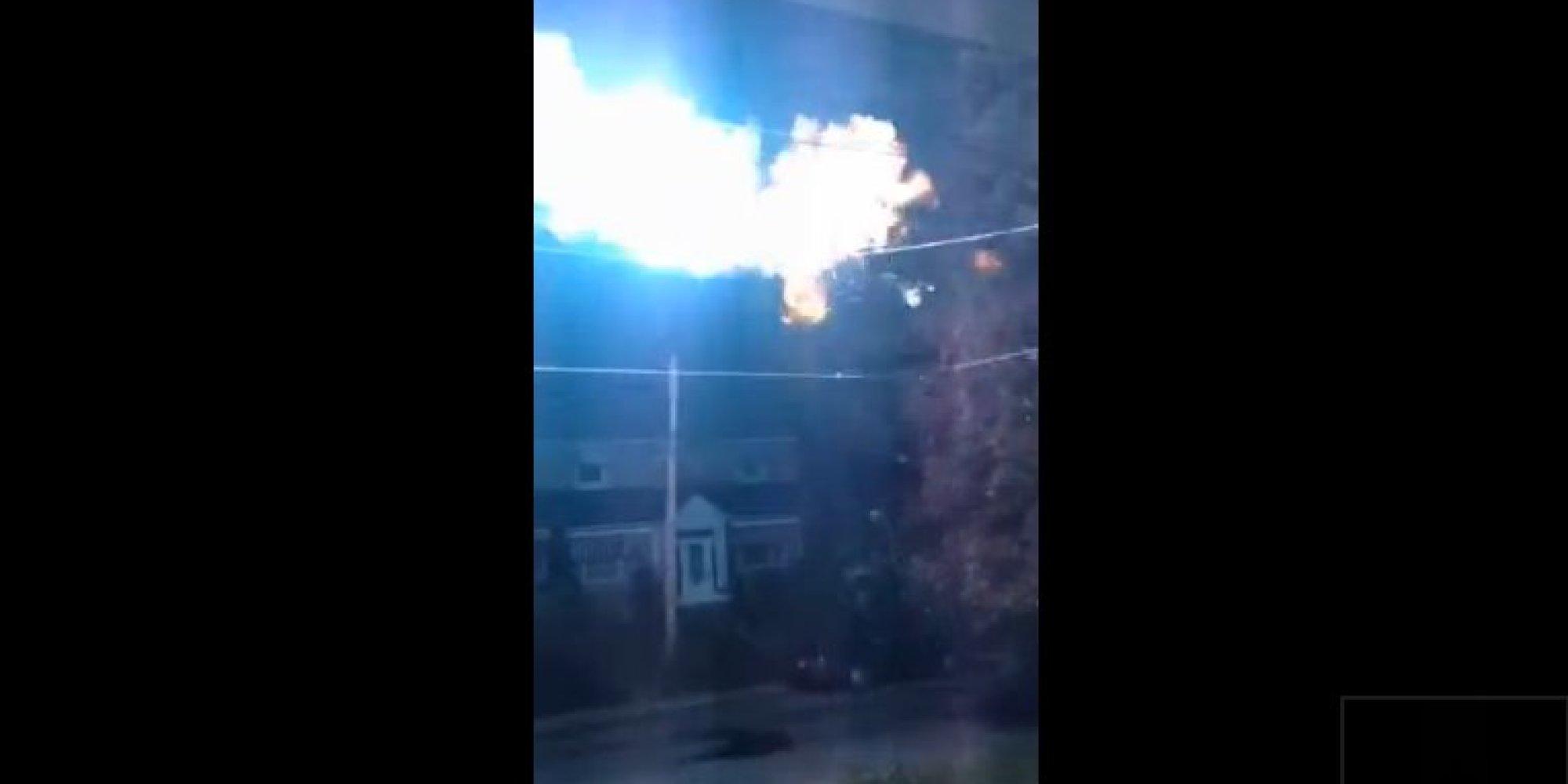 electric fireball