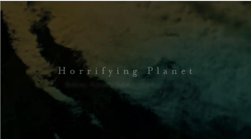 horrifying planet
