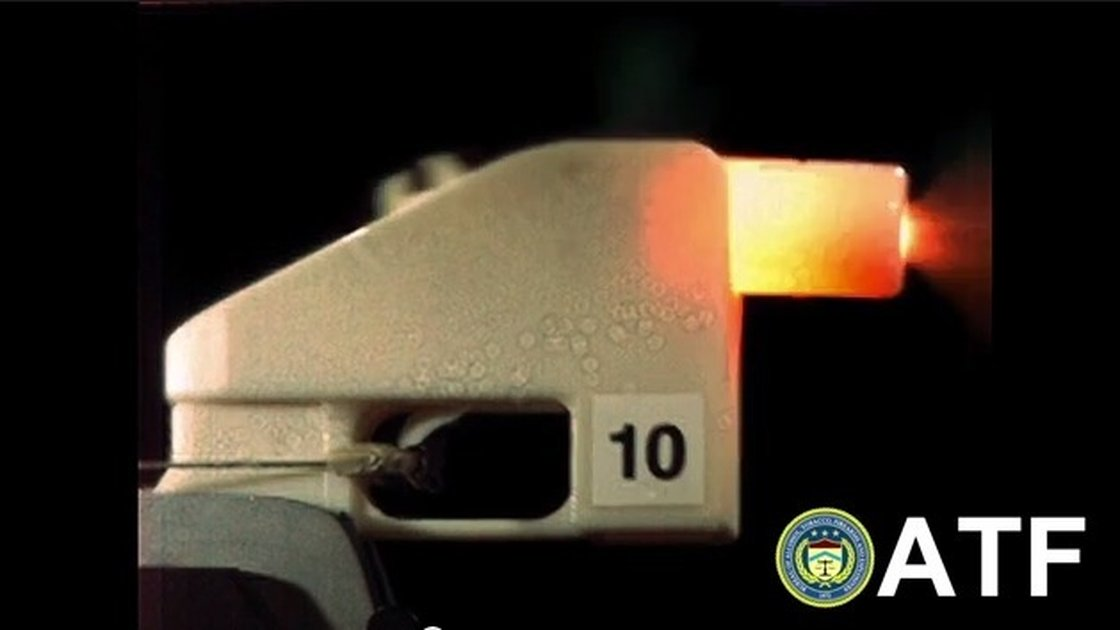 laser printer gun
