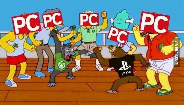pc xbox ps